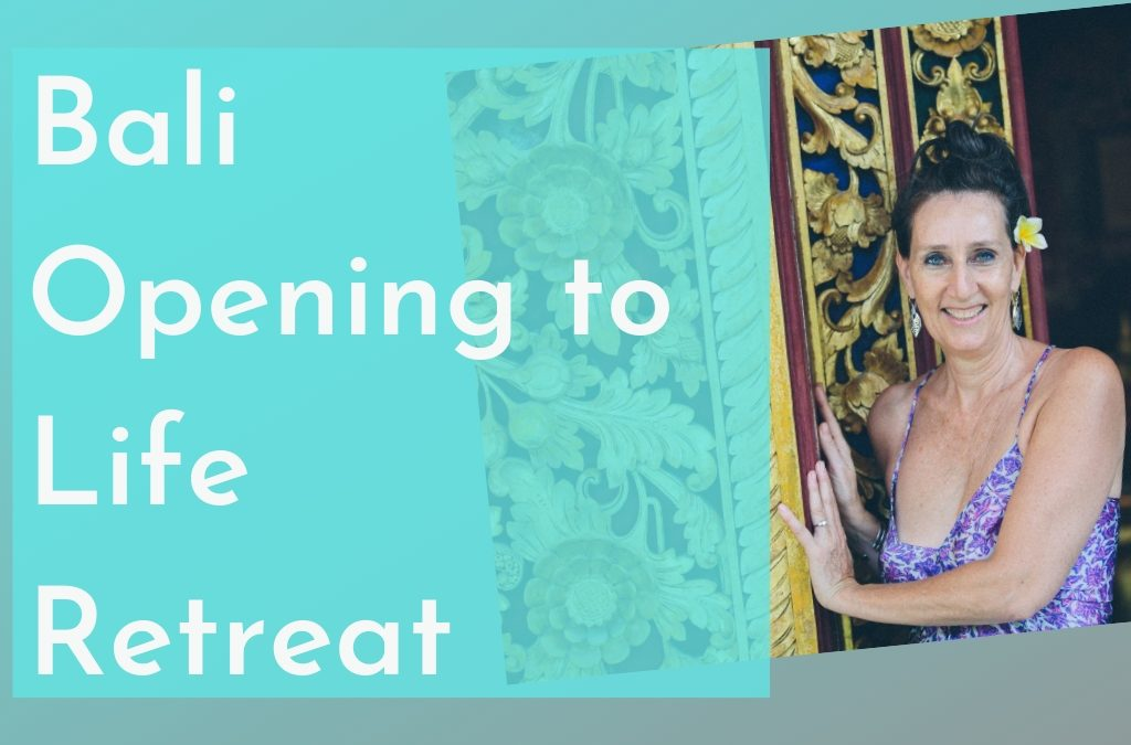 Bali Opening to Life Retreat